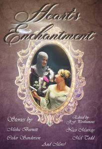 Cover of Heart's Enchantment